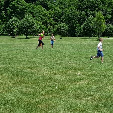 Kiddie Prep School | SA kickball_kreager | Fort Wayne preschool